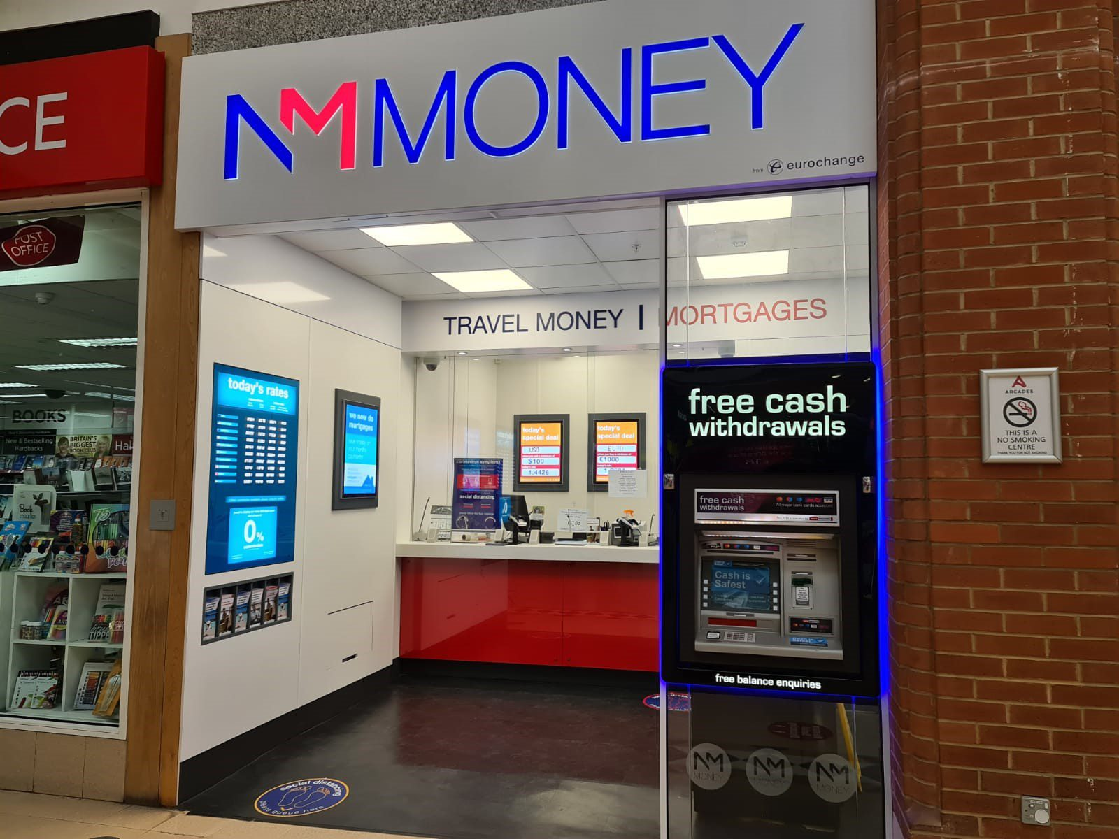 NM Money Ashton under Lyne (formerly eurochange)